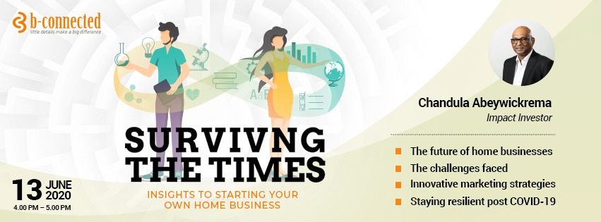 Surving the times: Insights to starting your own home business