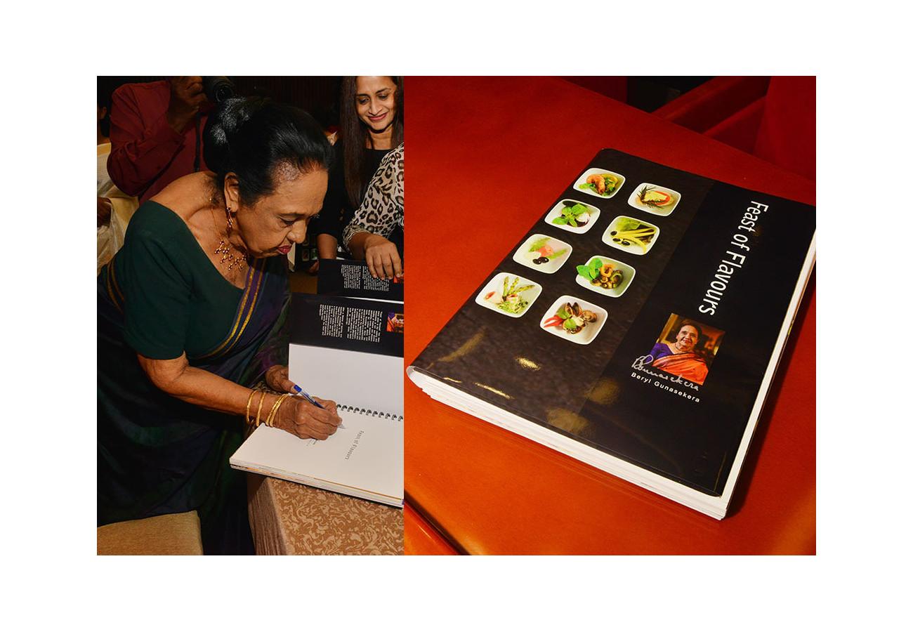 """Beryl Gunasekera """"Feast of Flavours"""""""